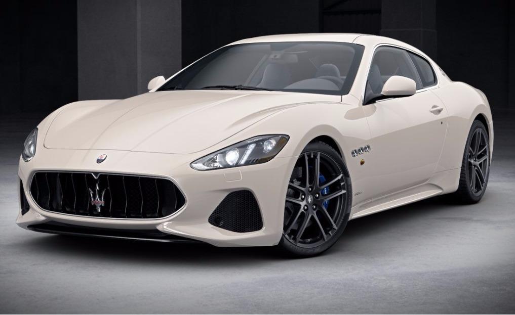 New 2018 Maserati GranTurismo Sport Coupe for sale Sold at Alfa Romeo of Greenwich in Greenwich CT 06830 1