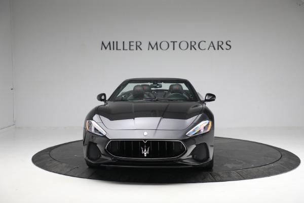 New 2018 Maserati GranTurismo Sport Convertible for sale Sold at Alfa Romeo of Greenwich in Greenwich CT 06830 12