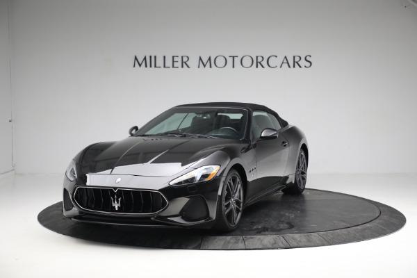 New 2018 Maserati GranTurismo Sport Convertible for sale Sold at Alfa Romeo of Greenwich in Greenwich CT 06830 13