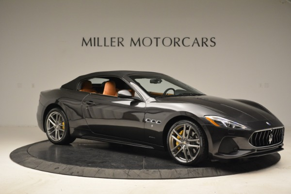 Used 2018 Maserati GranTurismo Sport Convertible for sale Sold at Alfa Romeo of Greenwich in Greenwich CT 06830 20