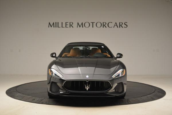 Used 2018 Maserati GranTurismo Sport Convertible for sale Sold at Alfa Romeo of Greenwich in Greenwich CT 06830 22