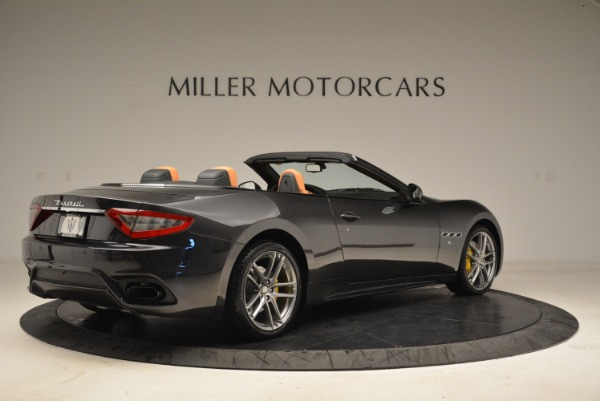 Used 2018 Maserati GranTurismo Sport Convertible for sale Sold at Alfa Romeo of Greenwich in Greenwich CT 06830 7