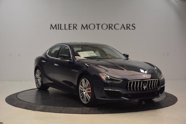 New 2018 Maserati Ghibli S Q4 GranLusso for sale Sold at Alfa Romeo of Greenwich in Greenwich CT 06830 11