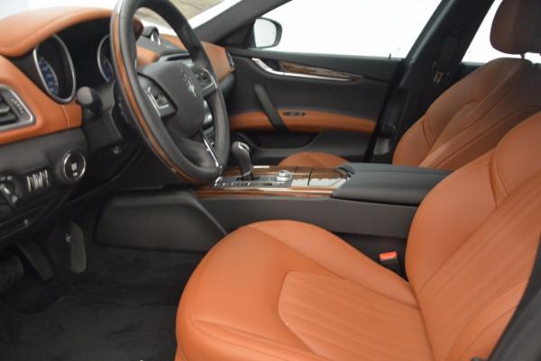 New 2018 Maserati Ghibli S Q4 GranLusso for sale Sold at Alfa Romeo of Greenwich in Greenwich CT 06830 14