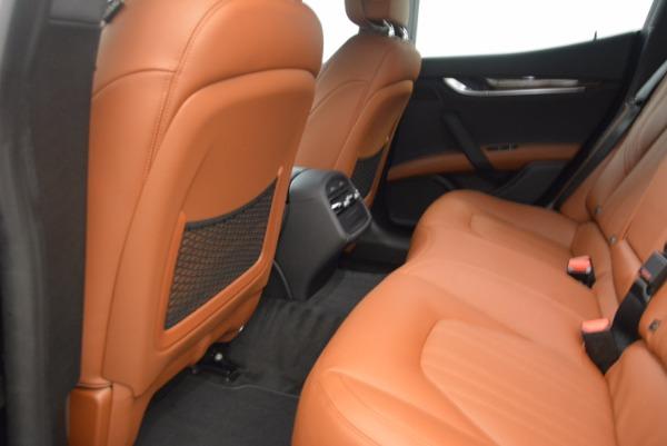 New 2018 Maserati Ghibli S Q4 GranLusso for sale Sold at Alfa Romeo of Greenwich in Greenwich CT 06830 19