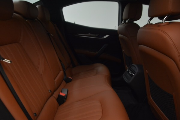 New 2018 Maserati Ghibli S Q4 GranLusso for sale Sold at Alfa Romeo of Greenwich in Greenwich CT 06830 23