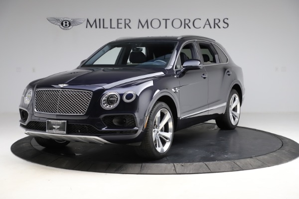 Used 2018 Bentley Bentayga W12 Signature for sale $154,900 at Alfa Romeo of Greenwich in Greenwich CT 06830 2