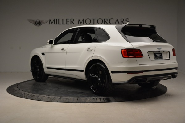 New 2018 Bentley Bentayga Black Edition for sale Sold at Alfa Romeo of Greenwich in Greenwich CT 06830 4