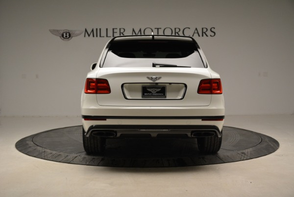 New 2018 Bentley Bentayga Black Edition for sale Sold at Alfa Romeo of Greenwich in Greenwich CT 06830 6