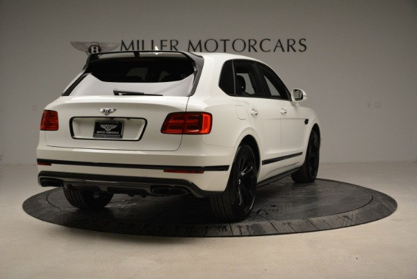 New 2018 Bentley Bentayga Black Edition for sale Sold at Alfa Romeo of Greenwich in Greenwich CT 06830 7