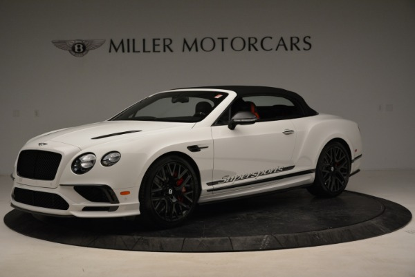 Used 2018 Bentley Continental GTC Supersports Convertible for sale Sold at Alfa Romeo of Greenwich in Greenwich CT 06830 13