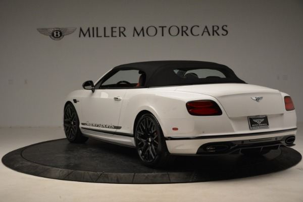 Used 2018 Bentley Continental GTC Supersports Convertible for sale Sold at Alfa Romeo of Greenwich in Greenwich CT 06830 15