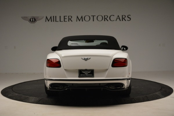 Used 2018 Bentley Continental GTC Supersports Convertible for sale Sold at Alfa Romeo of Greenwich in Greenwich CT 06830 16