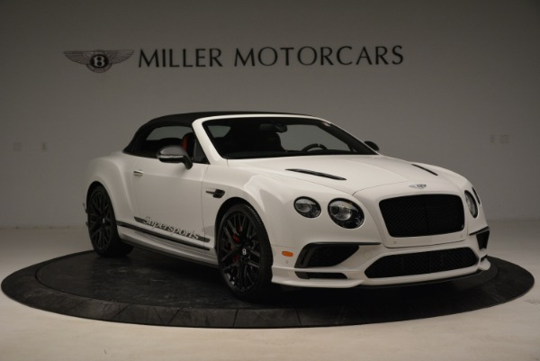 Used 2018 Bentley Continental GTC Supersports Convertible for sale Sold at Alfa Romeo of Greenwich in Greenwich CT 06830 19