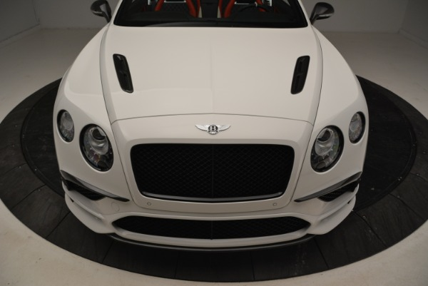 Used 2018 Bentley Continental GTC Supersports Convertible for sale Sold at Alfa Romeo of Greenwich in Greenwich CT 06830 20