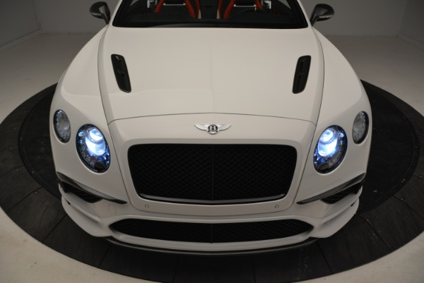 Used 2018 Bentley Continental GTC Supersports Convertible for sale Sold at Alfa Romeo of Greenwich in Greenwich CT 06830 21