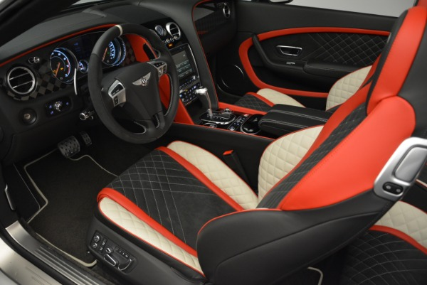 Used 2018 Bentley Continental GTC Supersports Convertible for sale Sold at Alfa Romeo of Greenwich in Greenwich CT 06830 26
