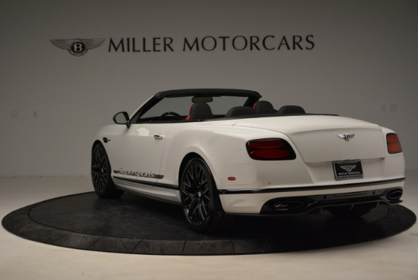 Used 2018 Bentley Continental GTC Supersports Convertible for sale Sold at Alfa Romeo of Greenwich in Greenwich CT 06830 5