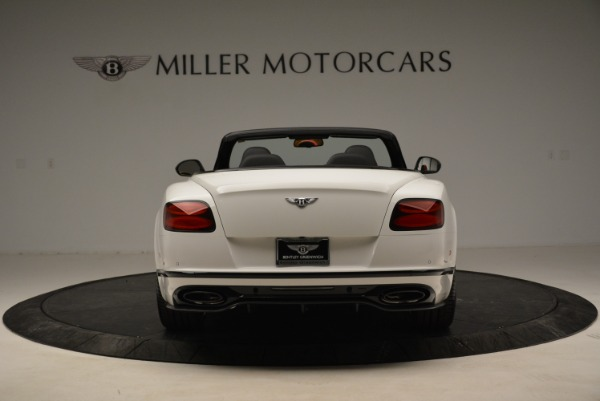 Used 2018 Bentley Continental GTC Supersports Convertible for sale Sold at Alfa Romeo of Greenwich in Greenwich CT 06830 6