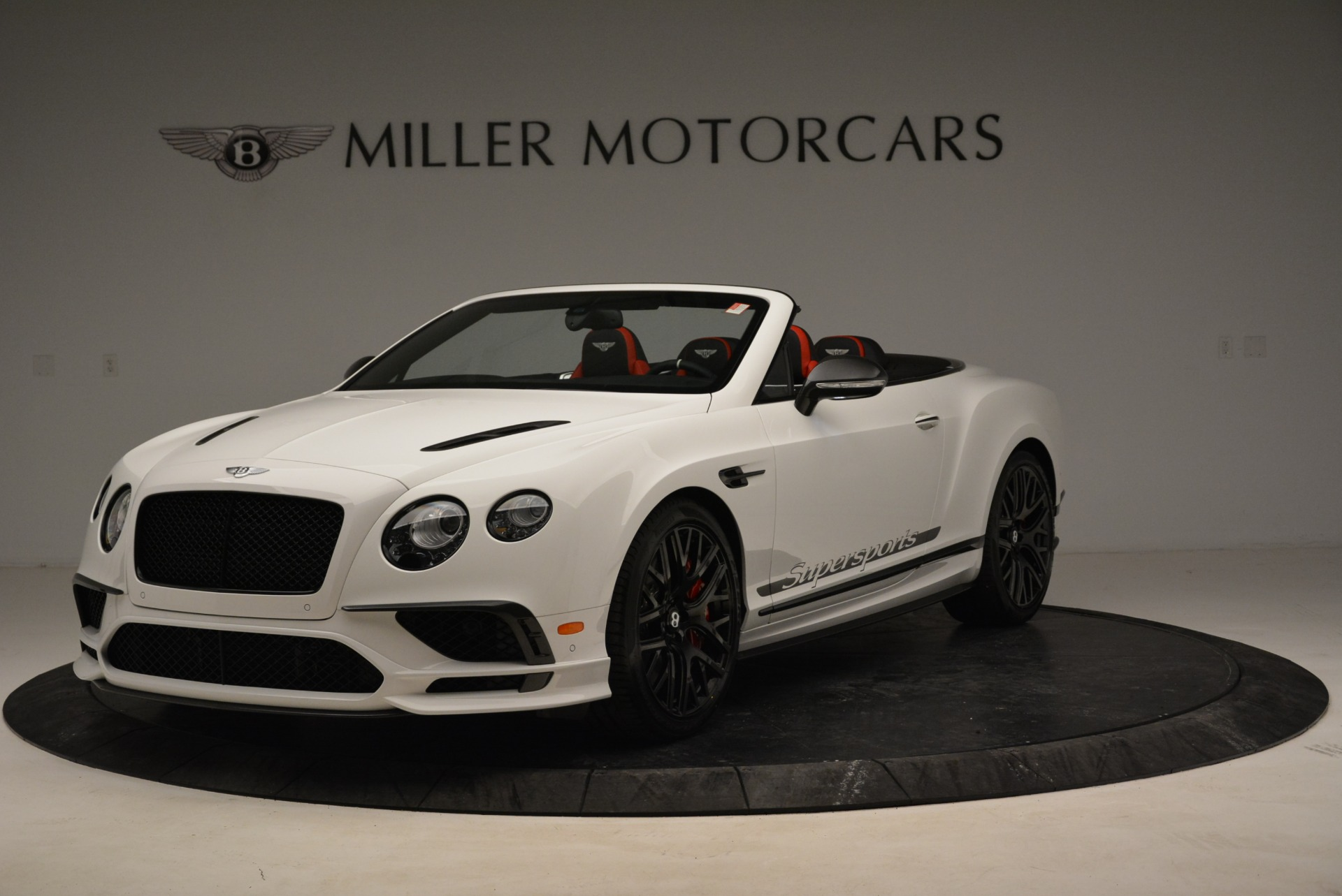 Used 2018 Bentley Continental GTC Supersports Convertible for sale Sold at Alfa Romeo of Greenwich in Greenwich CT 06830 1