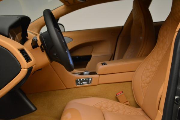 Used 2017 Aston Martin Rapide S Sedan for sale Sold at Alfa Romeo of Greenwich in Greenwich CT 06830 13