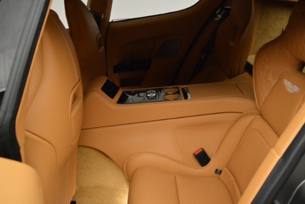 Used 2017 Aston Martin Rapide S Sedan for sale Sold at Alfa Romeo of Greenwich in Greenwich CT 06830 17
