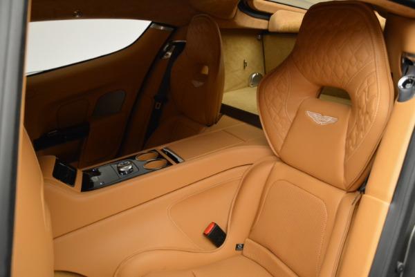 Used 2017 Aston Martin Rapide S Sedan for sale Sold at Alfa Romeo of Greenwich in Greenwich CT 06830 19