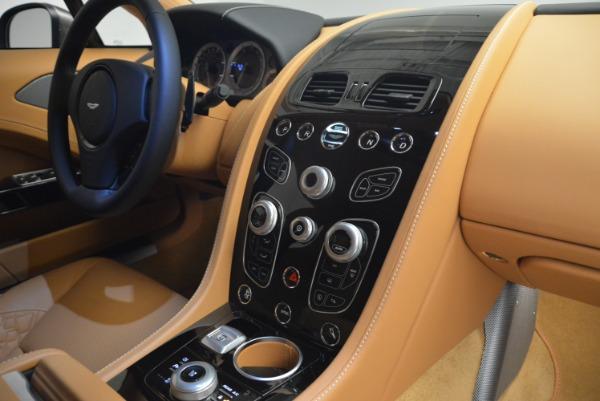 Used 2017 Aston Martin Rapide S Sedan for sale Sold at Alfa Romeo of Greenwich in Greenwich CT 06830 24