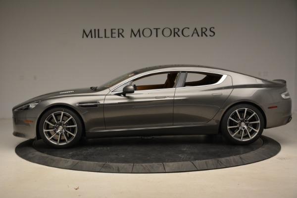Used 2017 Aston Martin Rapide S Sedan for sale Sold at Alfa Romeo of Greenwich in Greenwich CT 06830 3