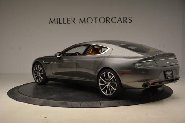 Used 2017 Aston Martin Rapide S Sedan for sale Sold at Alfa Romeo of Greenwich in Greenwich CT 06830 4
