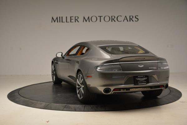Used 2017 Aston Martin Rapide S Sedan for sale Sold at Alfa Romeo of Greenwich in Greenwich CT 06830 5