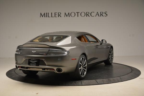 Used 2017 Aston Martin Rapide S Sedan for sale Sold at Alfa Romeo of Greenwich in Greenwich CT 06830 7