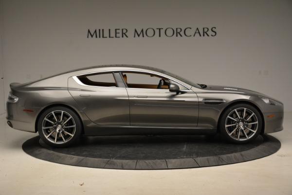 Used 2017 Aston Martin Rapide S Sedan for sale Sold at Alfa Romeo of Greenwich in Greenwich CT 06830 9
