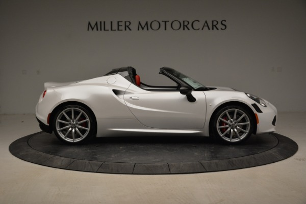New 2018 Alfa Romeo 4C Spider for sale Sold at Alfa Romeo of Greenwich in Greenwich CT 06830 13