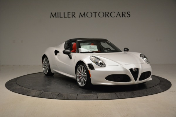New 2018 Alfa Romeo 4C Spider for sale Sold at Alfa Romeo of Greenwich in Greenwich CT 06830 17