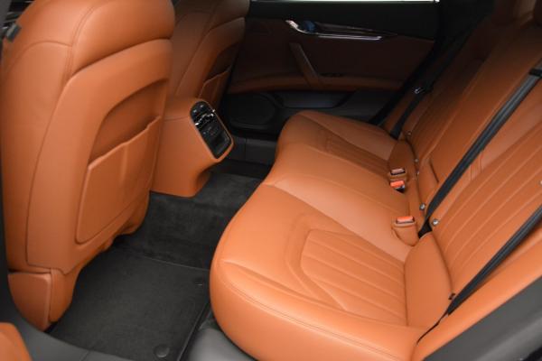 New 2016 Maserati Quattroporte S Q4 for sale Sold at Alfa Romeo of Greenwich in Greenwich CT 06830 19