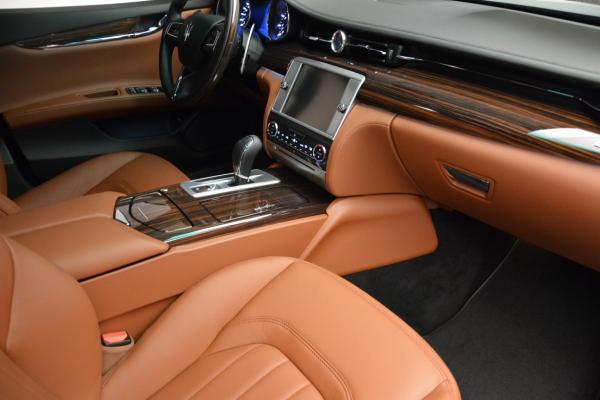 New 2016 Maserati Quattroporte S Q4 for sale Sold at Alfa Romeo of Greenwich in Greenwich CT 06830 20