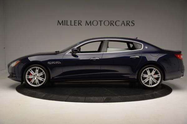 New 2016 Maserati Quattroporte S Q4 for sale Sold at Alfa Romeo of Greenwich in Greenwich CT 06830 3
