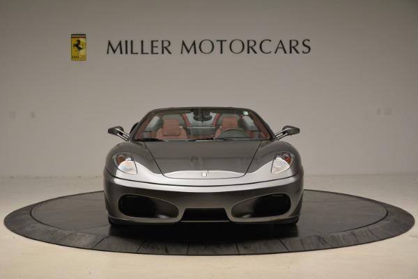Used 2008 Ferrari F430 Spider for sale Sold at Alfa Romeo of Greenwich in Greenwich CT 06830 12