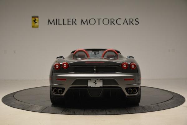 Used 2008 Ferrari F430 Spider for sale Sold at Alfa Romeo of Greenwich in Greenwich CT 06830 6
