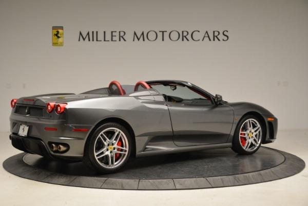 Used 2008 Ferrari F430 Spider for sale Sold at Alfa Romeo of Greenwich in Greenwich CT 06830 8