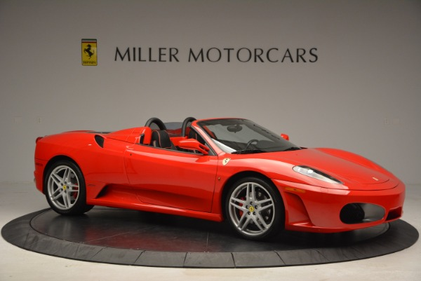 Used 2006 Ferrari F430 SPIDER F1 Spider for sale Sold at Alfa Romeo of Greenwich in Greenwich CT 06830 10