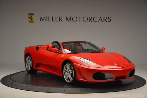 Used 2006 Ferrari F430 SPIDER F1 Spider for sale Sold at Alfa Romeo of Greenwich in Greenwich CT 06830 11