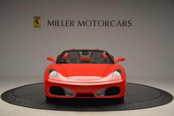 Used 2006 Ferrari F430 SPIDER F1 Spider for sale Sold at Alfa Romeo of Greenwich in Greenwich CT 06830 12