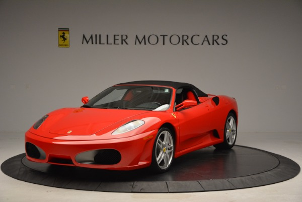 Used 2006 Ferrari F430 SPIDER F1 Spider for sale Sold at Alfa Romeo of Greenwich in Greenwich CT 06830 13