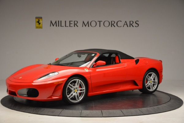 Used 2006 Ferrari F430 SPIDER F1 Spider for sale Sold at Alfa Romeo of Greenwich in Greenwich CT 06830 14