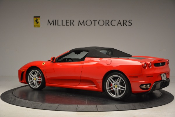 Used 2006 Ferrari F430 SPIDER F1 Spider for sale Sold at Alfa Romeo of Greenwich in Greenwich CT 06830 16