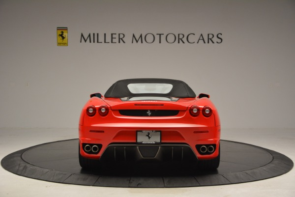 Used 2006 Ferrari F430 SPIDER F1 Spider for sale Sold at Alfa Romeo of Greenwich in Greenwich CT 06830 18