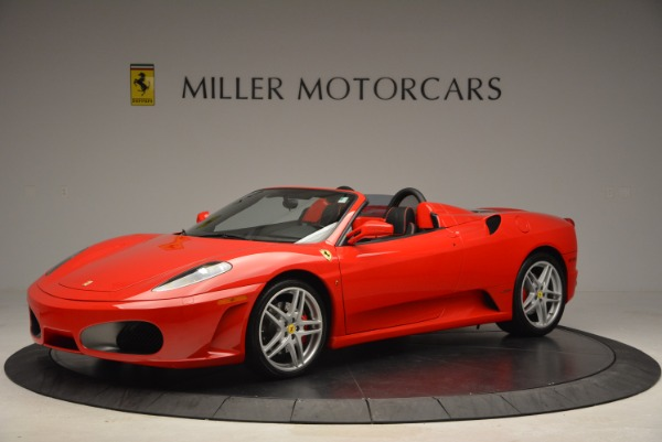 Used 2006 Ferrari F430 SPIDER F1 Spider for sale Sold at Alfa Romeo of Greenwich in Greenwich CT 06830 2