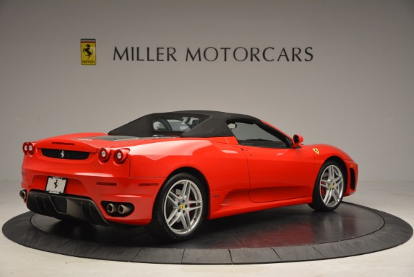 Used 2006 Ferrari F430 SPIDER F1 Spider for sale Sold at Alfa Romeo of Greenwich in Greenwich CT 06830 20